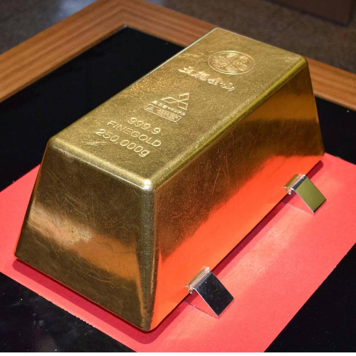 250kg巨大金塊230kb